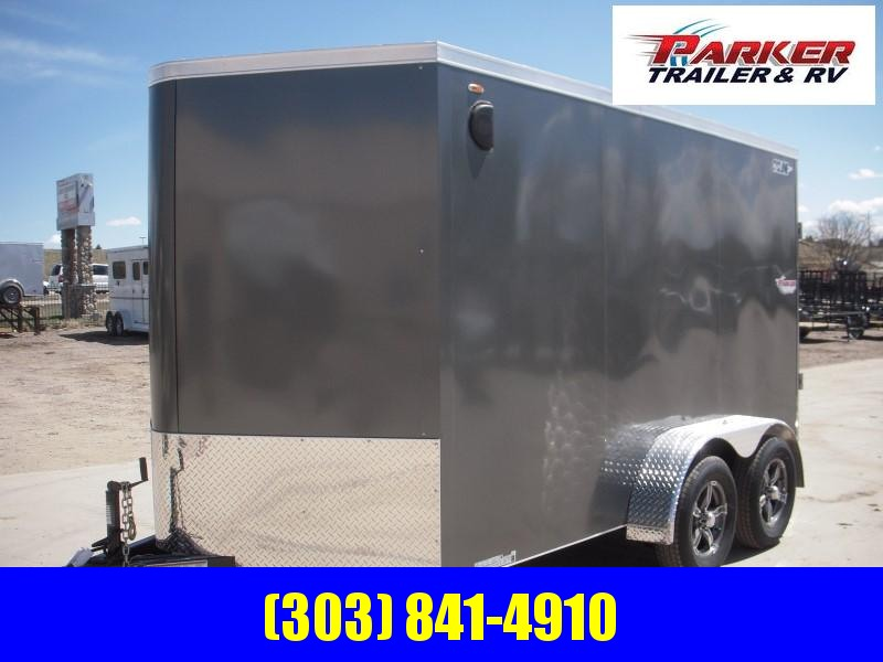 2019 Legend Trailers STV7X14TA35 Enclosed Cargo Trailer