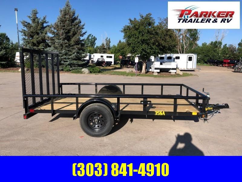 2020 Big Tex Trailers 35SA-12BK4RG Utility Trailer