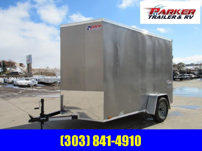 2020 Mid-Atlantic Trailer Manufacturing Inc. OB6X10SI2 Enclosed Cargo Trailer
