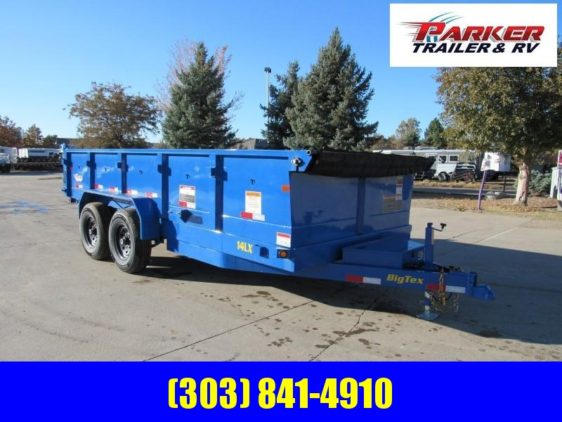 2019 Big Tex Trailers 14LX-16 Dump