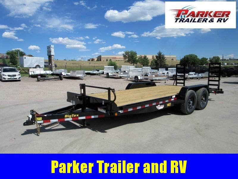 2020 Big Tex Trailers 14ET-20BK-KR Flatbed Trailer
