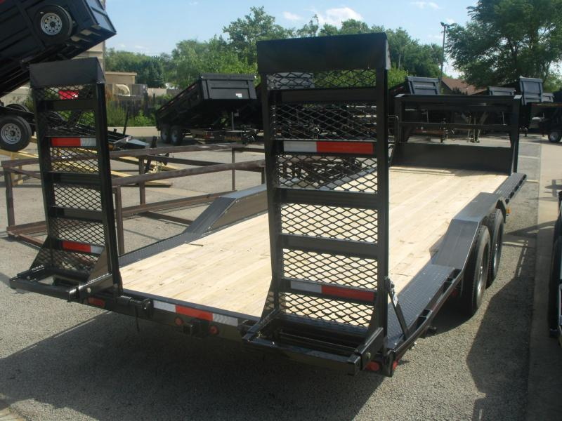 Gooseneck Equipment Trailer 102 X 24 Equipment Trailer