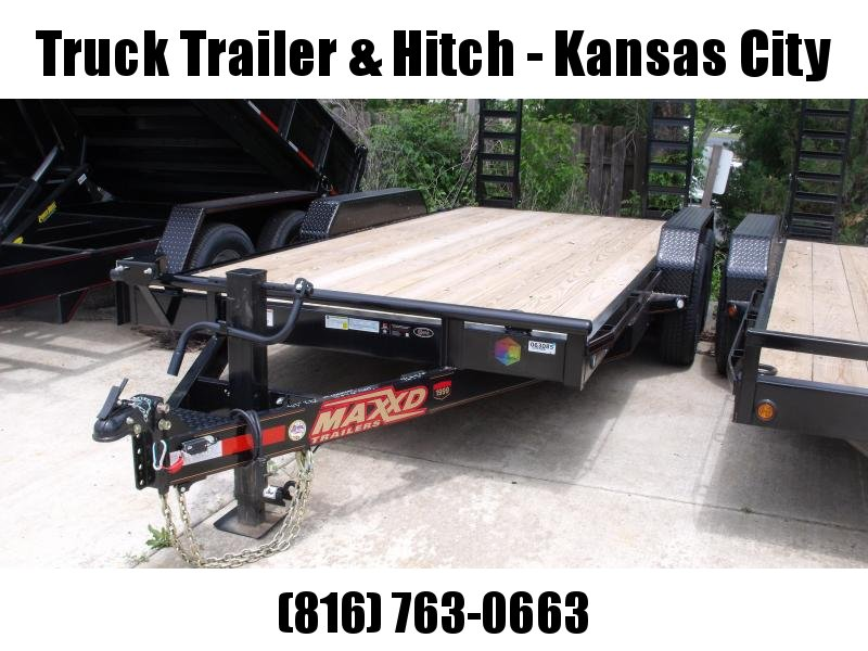 Equipment Trailer 83 X 16  Ramps 14000