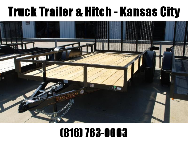 Utility Trailer  77 X 12  Ramp   2990 Axle LED Lights