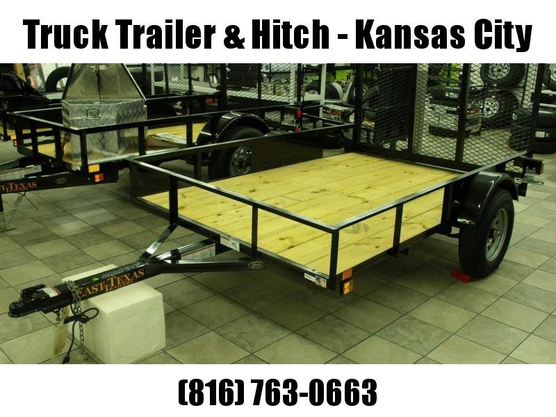 "Utility Trailer 54"" x 8 Ramp"