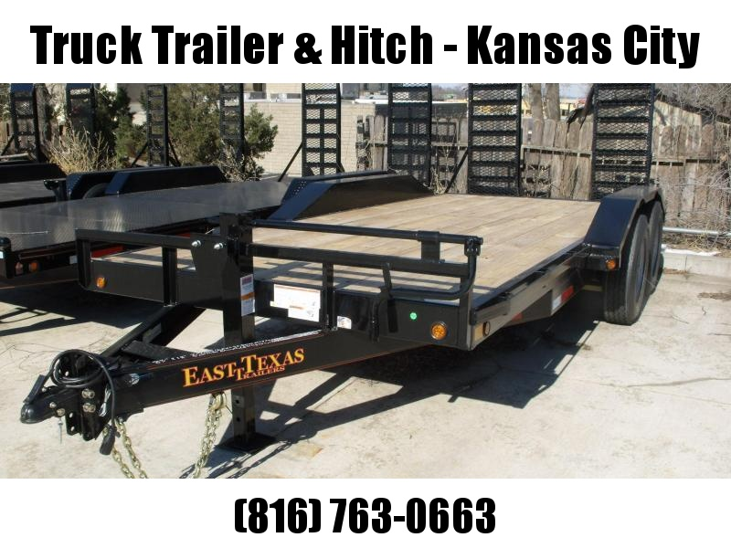 Equipment Trailer 83 X 18 14K Combo Ramps Covered With #6 Mesh  Drive Over Fenders