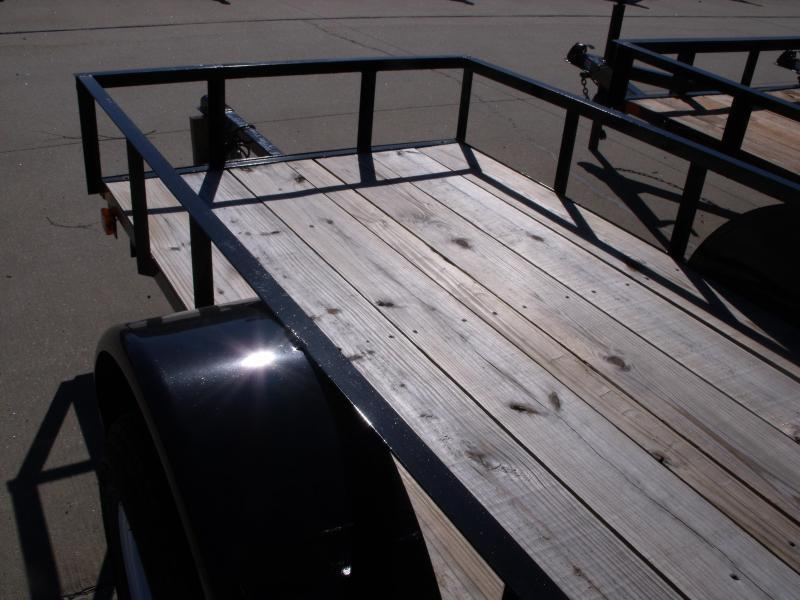 Utility Trailer 4 x 8 Ramp
