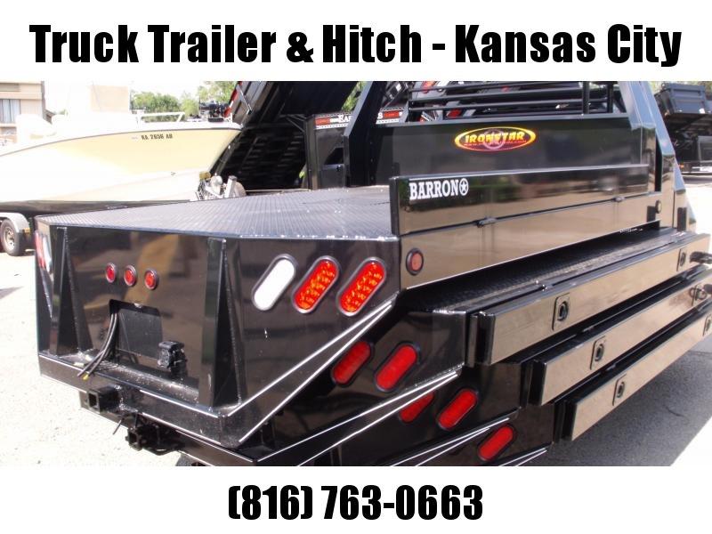 "BARRON Truck Bed 82"" X 86"" (6.8' X 7.1')"