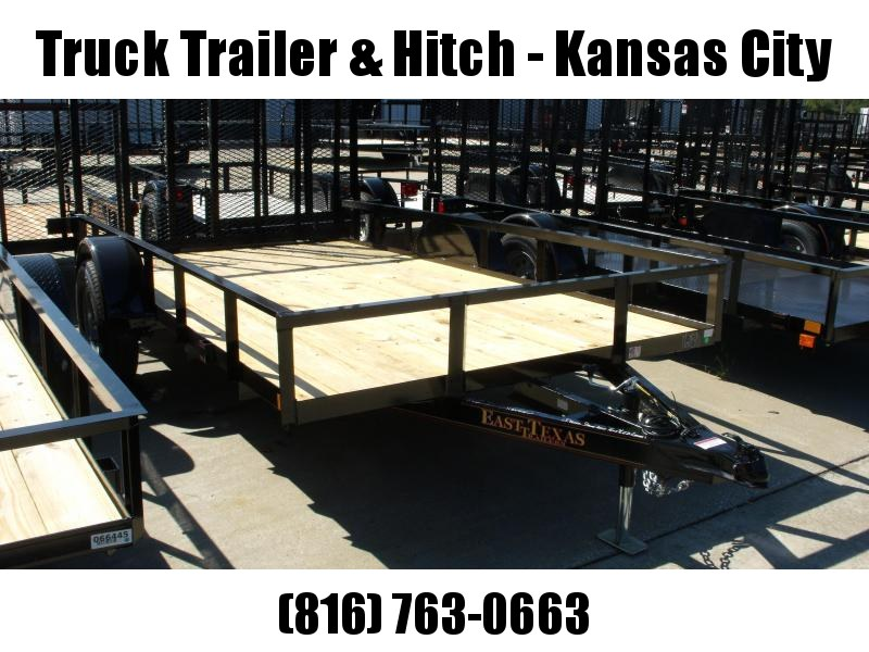 Utility Trailer 5 X 12  Spring Assisted  Ramp 2990 # Axle