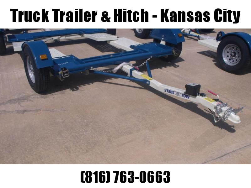 NEW  Stehl Tow      Tow Dolly  Electric Brakes