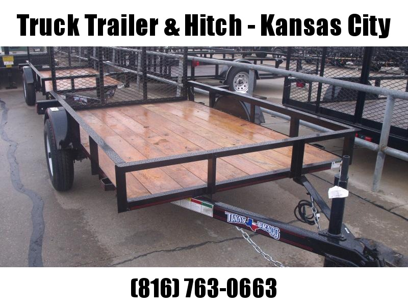 Utility Trailer 5 X 8 Gate LED Lights