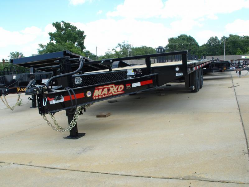 I Beam Deck Over Equipment Trailer 102 X 20  14000 GVW