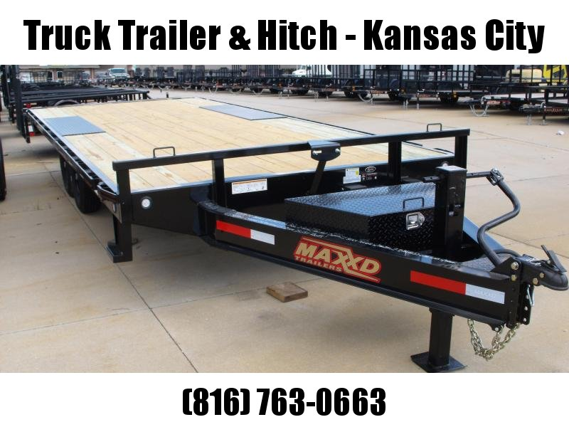 I Beam Deck Over Equipment Trailer 102 X 20  14000 GVW