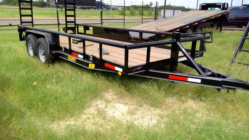 2020 Kearney 83x18 HD Equipment Trailer