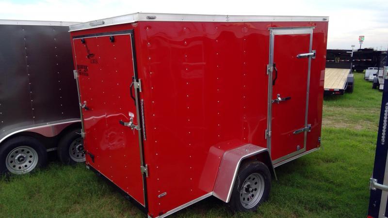 2020 Lark 6x10 Enclosed Cargo Trailer