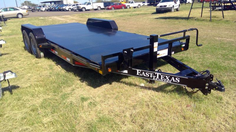 2020 East Texas 83x20 14k Car / Racing Trailer