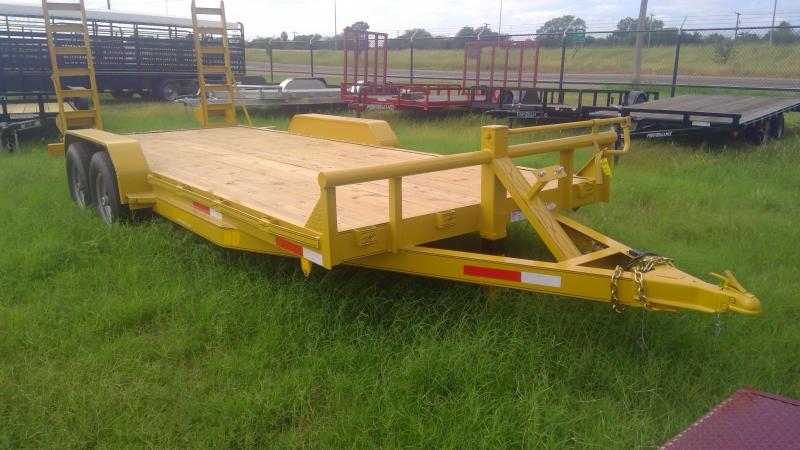 2019 Kearney 18 ft bumper pull heavy duty Equipment Trailer