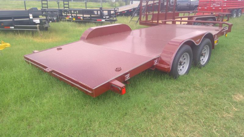 New 16ft Car Trailer $99 down payment