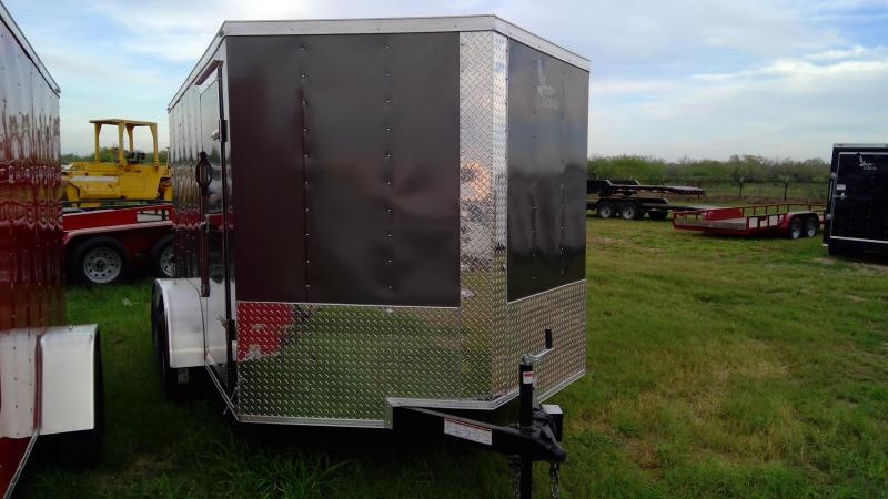 2020 Lark 7x12 Enclosed Cargo Trailer