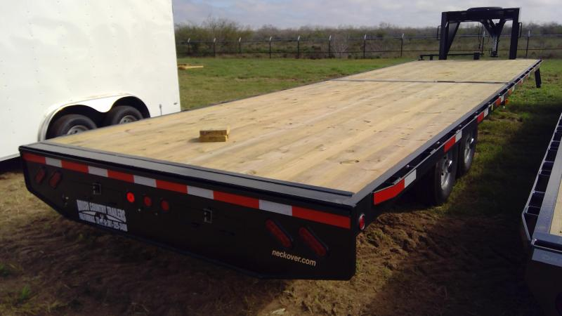 2020 Neckover Trailers 102x30ft Equipment Trailer