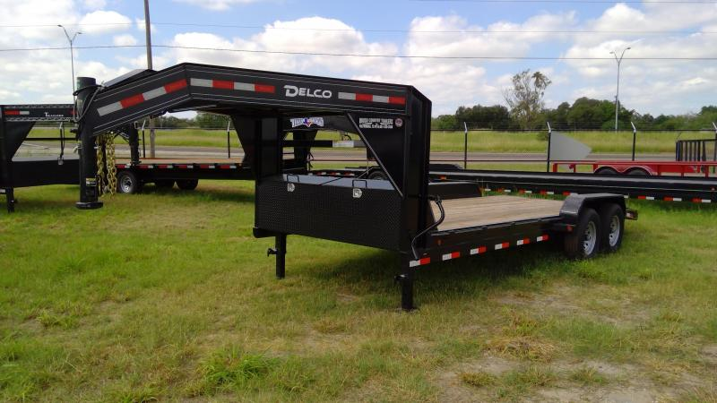 2020 Gooseneck 20ft Car/ Equipment Trailer
