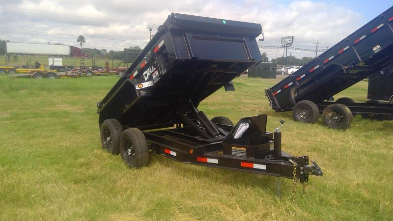 2019 Delco Trailers 10ft Dump Trailer