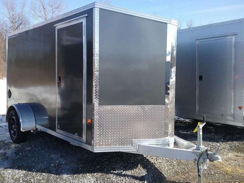2020 Alcom-Stealth C6X12-IF STEALTH Enclosed Cargo Trailer