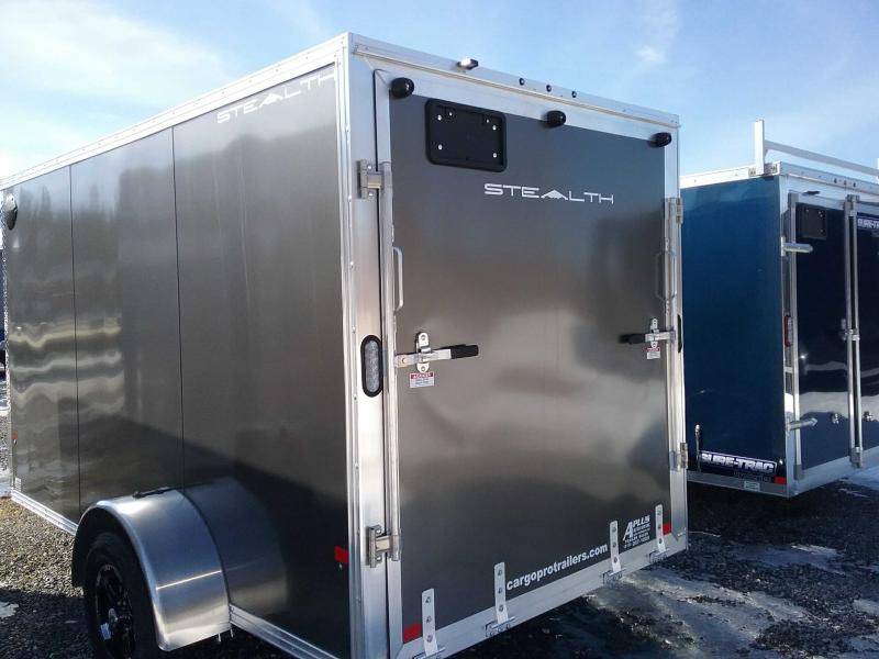 2020 Alcom-Stealth C6X12-IF STEALTH Enclosed Cargo Trailer