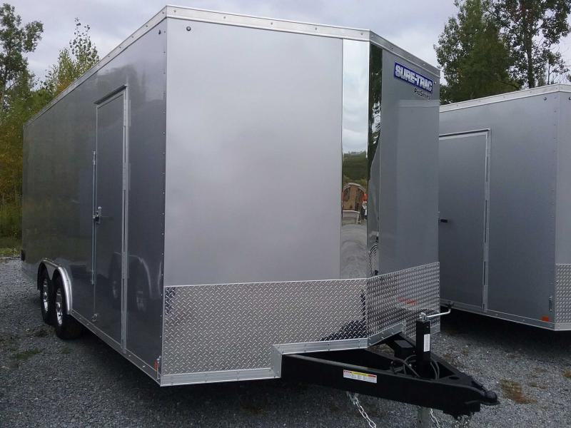 2020 Sure-Trac 8.5 x 20 Pro Series Wedge Cargo TA 10K