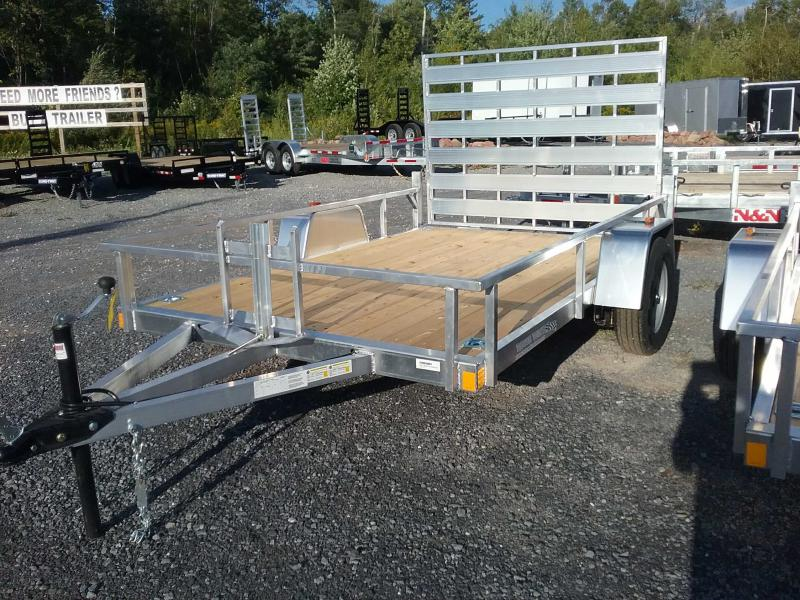 2020 Rance Aluminum Trailers 6.5x10  ROUGH RIDER Utility Trailer