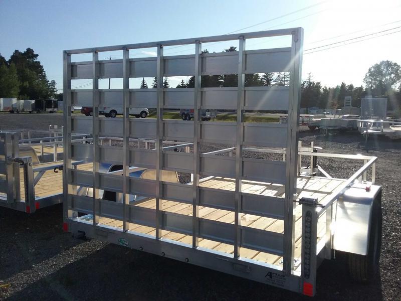 2020 Rance Aluminum Trailers 6.5x10  ROUGH RIDER Utility Trailer