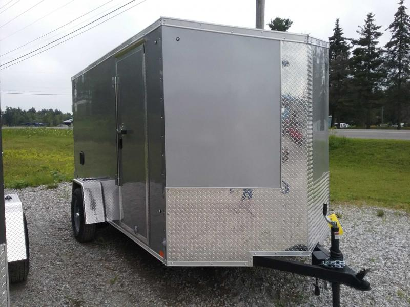 2019 Cargo Express  Cargo 6x12  Enclosed Trailer