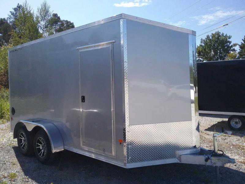2020 Alcom-Stealth C7X14-IF Enclosed Cargo Trailer