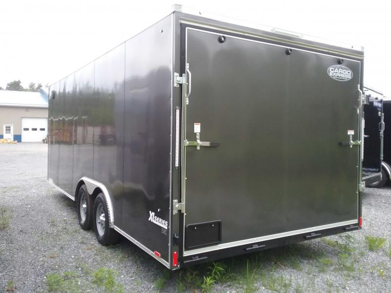 2019 Cargo Express Xlw Se 8.5 Wide Cargo 7k Cargo / Enclosed Trailer