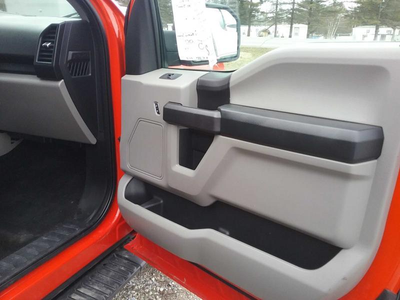2015 Ford F-150 4WD SUPERCAB XL  Truck
