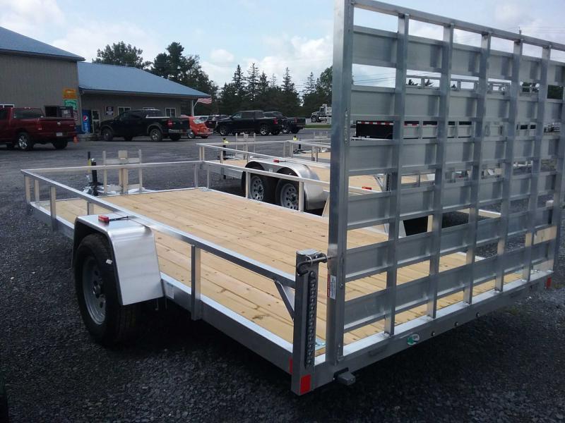 2020 Rance Aluminum Trailers 6.5'X14' SA Utility Trailer