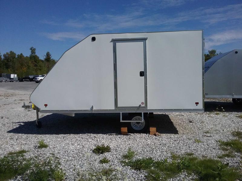 2020 SNOPRO  Alcom HYBRID101X12 Snowmobile Trailer