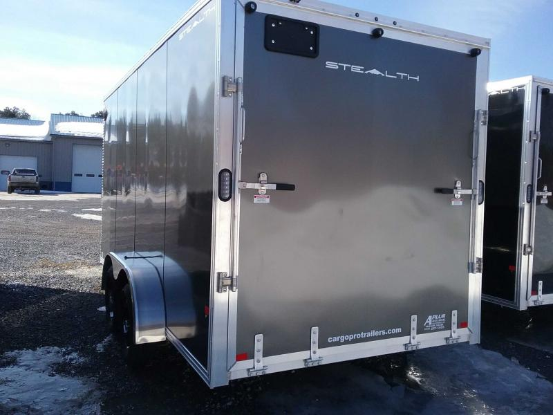 2020 Alcom-Stealth C7X16-IF STEALTH Enclosed Cargo Trailer