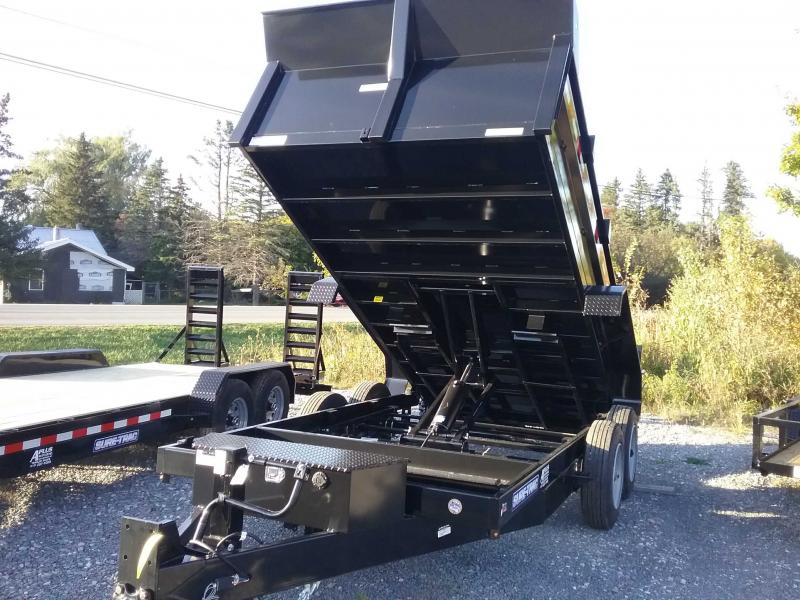 2020 Sure-Trac 82 IN X 14 LProfile 16K Scissor Dump
