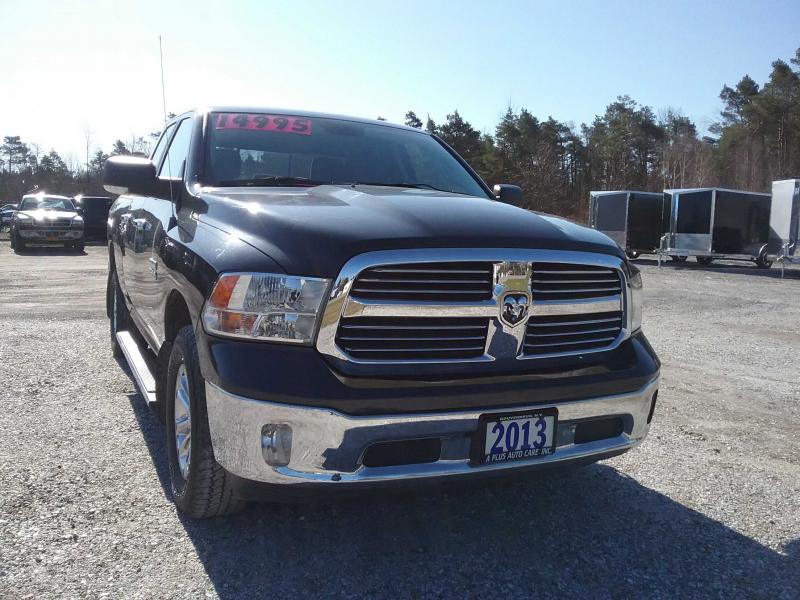 2013 Ram 1500 QUAD CAB SLT 4X4 Truck