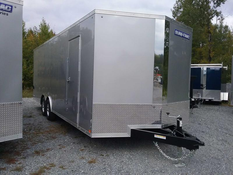 2020 Sure-Trac STW10224TA-100 Enclosed Cargo Trailer
