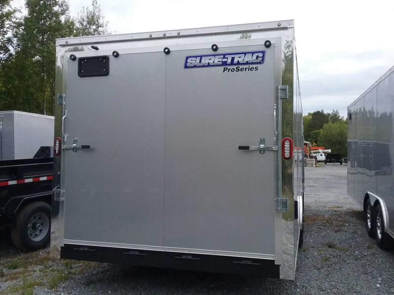 2020 Sure-Trac STW10224TA-100 Enclosed Cargo Trailer