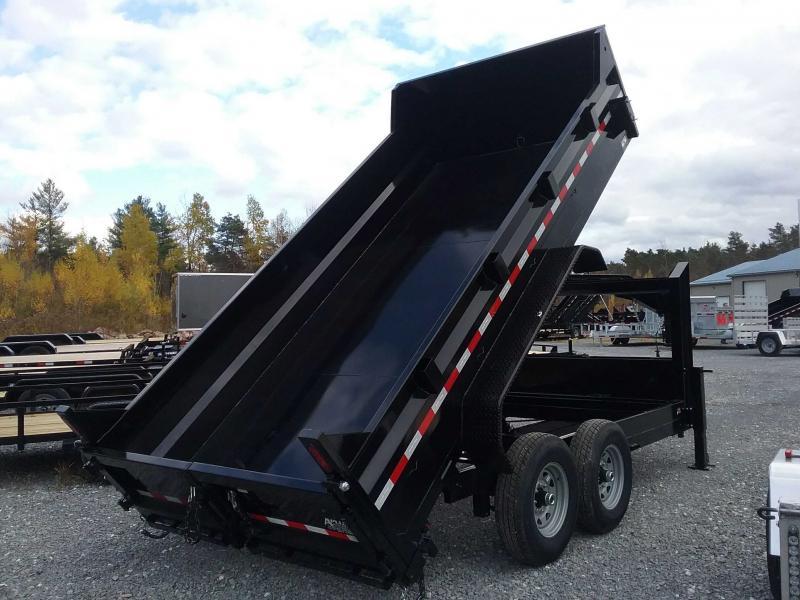 2020 Sure-Trac 82 IN X 14 LP 14K Goose Scissor Dump