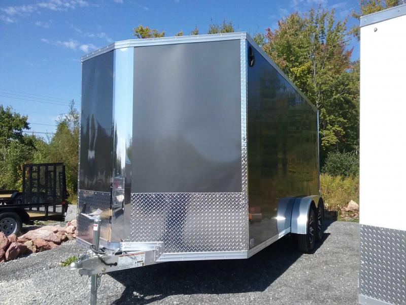 2020 Alcom-Stealth C7X16-IF Enclosed Cargo Trailer