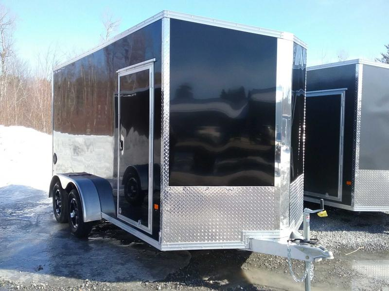 2020 Alcom-Stealth C7X14-IF TA STEALTH Enclosed Cargo Trailer