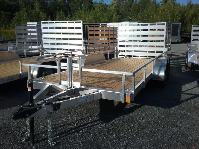 2020 Rance Aluminum Trailers 6.5x16 ROUGH RIDER Utility Trailer