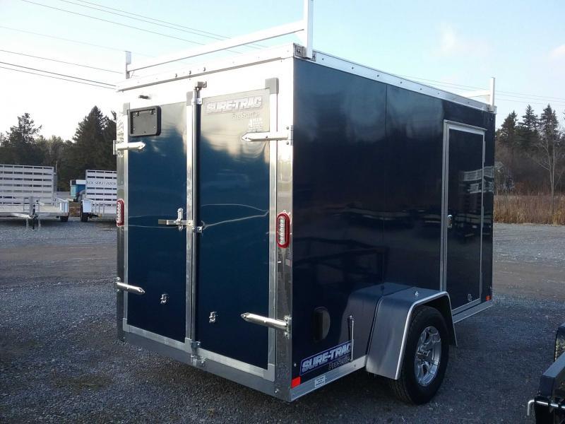 2019 Sure-Trac STW7210SA Enclosed Cargo Trailer