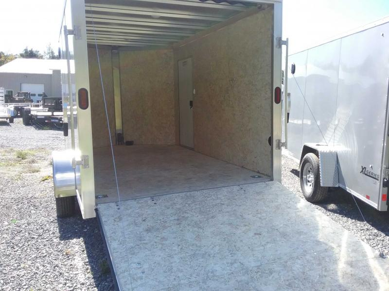 2020 Alcom-Stealth C7X12-IF SA STEALTH Enclosed Cargo Trailer