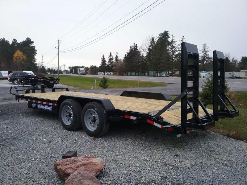 2020 Sure-Trac 7 x 20 Equipment Trailer  16k