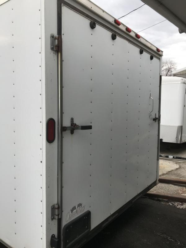 2003 Cargo Mate ECONOMY HAULER Enclosed Cargo Trailer